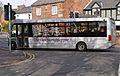 Veolia Transport bus, Oakham Hopper, 30 October 2010.jpg
