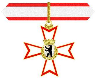Order of Merit of Berlin - Image: Verdienstorden Berlin