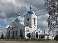 Verhnya Syrovatka - Uspenska church.JPG