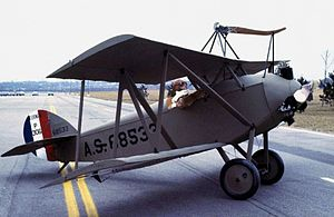 Verville-Sperry M-1 Messenger - Image: Verville Sperry M 1 Messenger USAF
