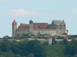 Saxe-Coburg - Veste Coburg