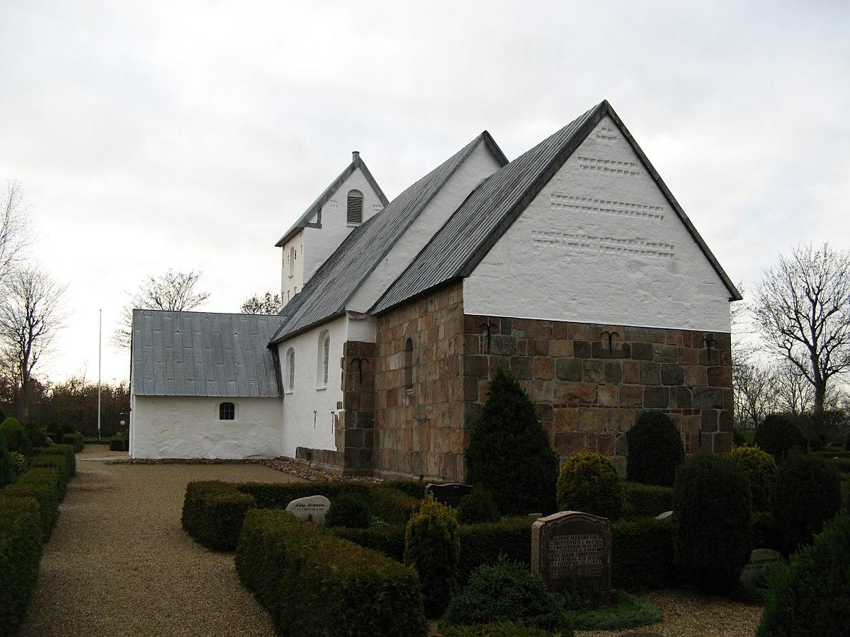 Vester Nebel Kirke (Esbjerg Kommune) - Wikipedia, den frie encyklopædi