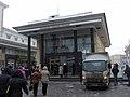 Vestibule of Chistye Prudy station (Вестибюль станции Чистые Пруды) (4472268761).jpg