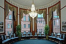 East View From The Dining Room Within Lieutenant Governors Suite