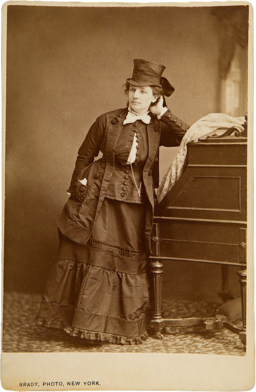 Victoria-Woodhull-by-Mathew-Brady-c1870
