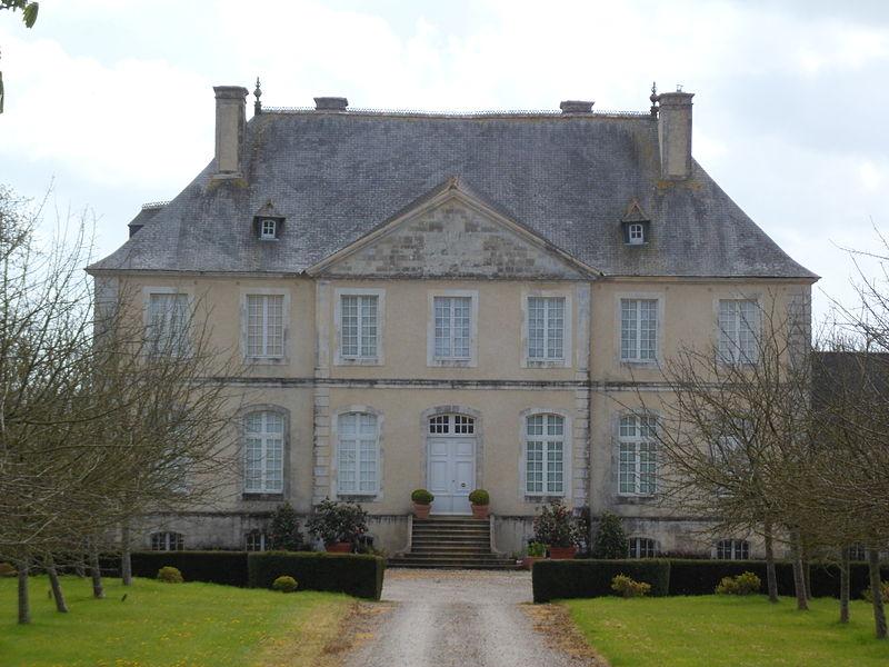 Château de fr:Vierville (Manche)