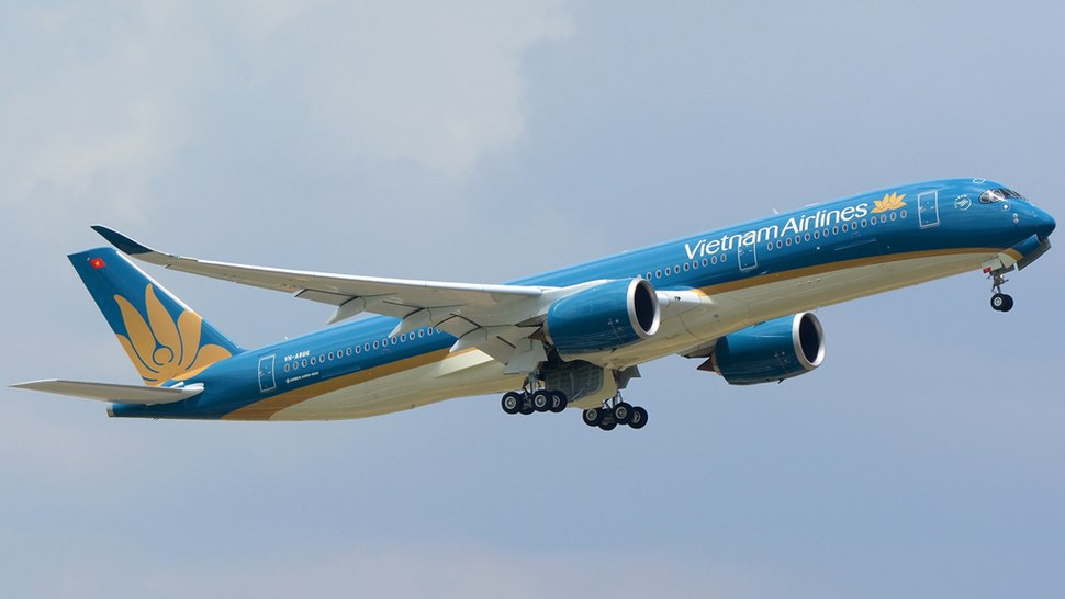 Vietnam Airlines Airbus A350-941 VN-A886