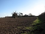 File:View across ploughed field - geograph.org.uk - 706396.jpg