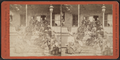 View of a family sitting in the porch, from Robert N. Dennis collection of stereoscopic views.png
