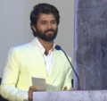 Vijay Devarakonda the Press Meet Of NOTA.png
