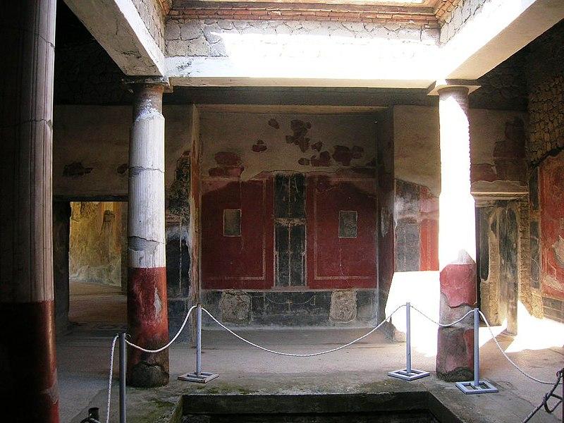 File:Villa San Marco - Atrio termale.jpg