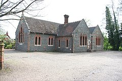 Village Hall, Hoxne - geograph.org.uk - 789470.jpg