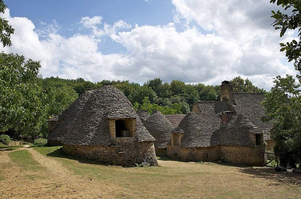 Village cabanes Breuil
