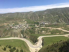 Village of Motchokh. Khunzakh District. Dagestan.jpg