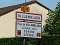 Villamblard panneau jumelage.JPG