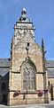 Villedieu-les-Poêles (France), Church Our-Lady.jpg