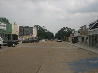 Vinton, Louisiana Town in Louisiana, United States