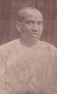 Swami Vipulananda Sri Lankan Tamil Hindu social reformer, literary critic, author, poet, teacher and ascetic