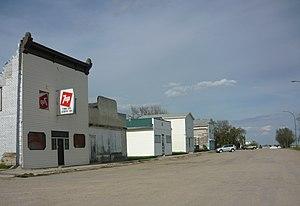 Viscount, Saskatchewan - Amherst Avenue