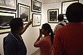 Visitors - Group Exhibition - PAD - Kolkata 2016-07-29 5469.JPG
