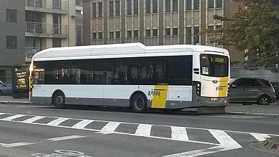 De Lijn Vervoermaatschappij Wikipedia