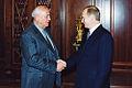 Vladimir Putin with Mikhail Gorbachev-1.jpg
