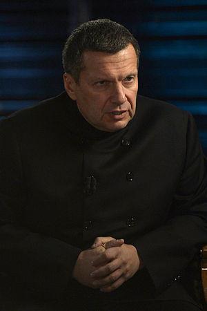 Vladimir Solovyov (journalist) - Vladimir Solovyov in 2015