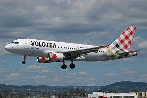 Volotea - Volotea Airbus A319-100