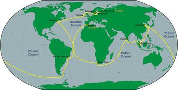 2008 2009 Volvo Ocean Race Wikipedia