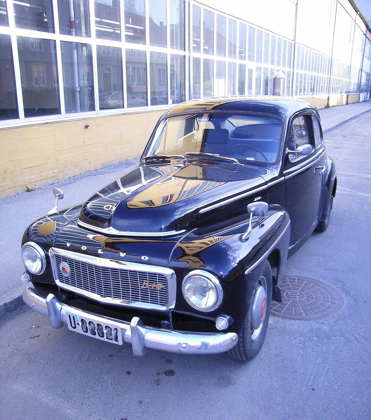 Volvo PV544 – Wikipedia