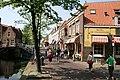 Vrouwenregt in Delft, Hotel de Emauspoort - panoramio.jpg