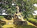 Vysokov Pomník prusko rakouská války 1866 Myslivec 1.jpg