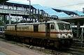 WAP-7 series loco at Secunderabad Station 01.jpg