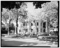 WEST SIDE AND SOUTH FRONT - Keith-Brown House, 529 East South Temple, Salt Lake City, Salt Lake County, UT HABS UTAH,18-SALCI,26-3.tif