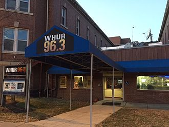 Howard University - WHUR-FM (Howard University Radio)