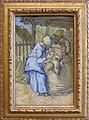 WLANL - Minke Wagenaar - Vincent van Gogh 1889 The sheep shearer (after Millet)-2.jpg