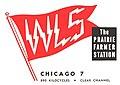 WLS Chicago, Illinois radio station logo (1954).jpg