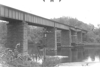 WR Draw bridge in United States of America