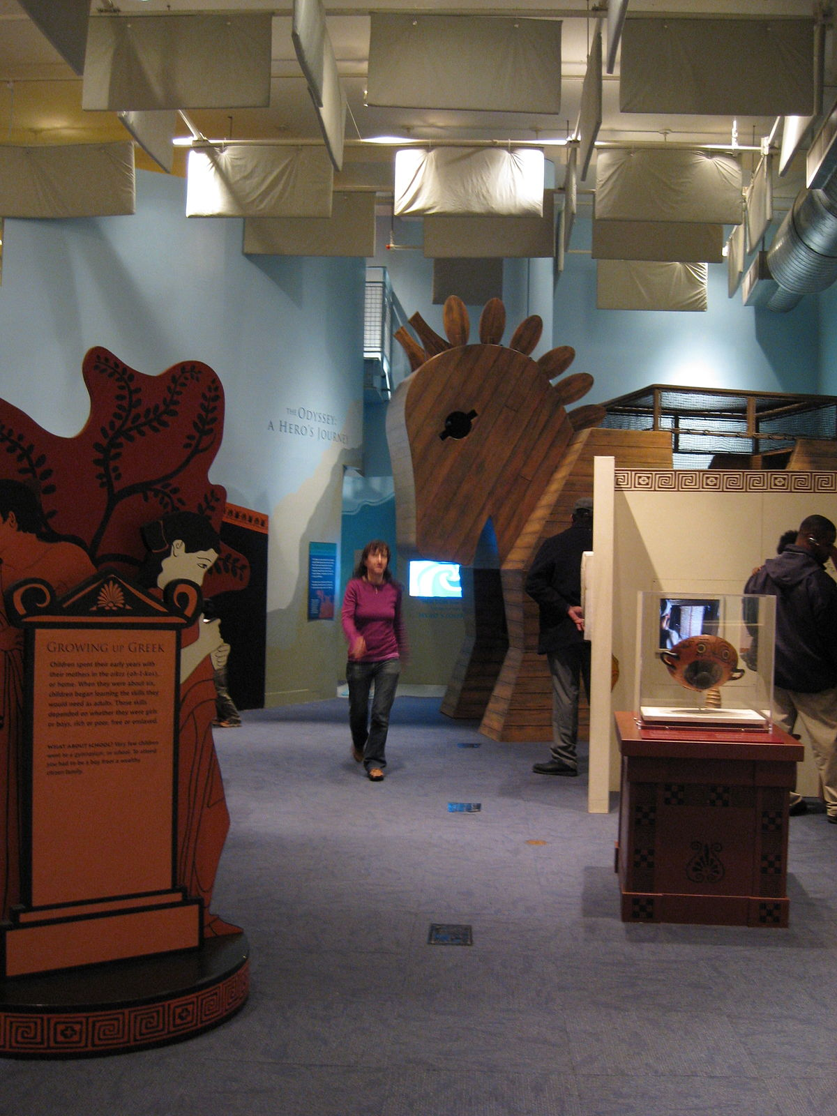 Children 39 s museum of manhattan wikipedia for Muralisme mexicain