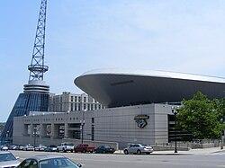 бриджстоун арена