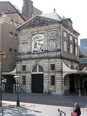 Weigh House (Leiden) - Leiden: De Waag