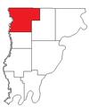 Wabash County, IL - Lancaster Precinct.png