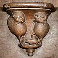 Walcourt - Miséricorde - Les deux chats et la souris.JPG
