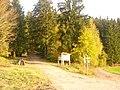 Waldweg bei Landwassereck - geo.hlipp.de - 22778.jpg