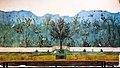 Wall painting - garden (viridarium) - Rome (villa of Livia at Via Flaminia) - Roma MNR PMaT - 02.jpg