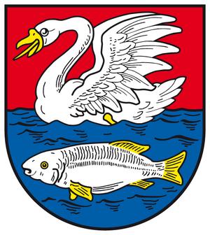 Nachterstedt - Image: Wappen Nachterstedt