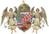 Wappen Ungarische Länder 1867 (Mittel).png