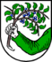 Coat of arms at Schleedorf.png