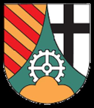 Kurtscheid - Image: Wappen von Kurtscheid