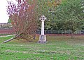 War Memorial - geograph.org.uk - 587208.jpg